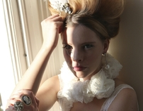 White Prinses; a fashion shoot