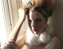 White Prinses; a fashion shoot