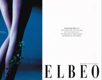 Elbeo Strumpfhosen Print-Kampagne