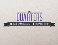 Bank of Melbourne - The Quarters