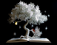 Dreamy Nights - Book Arts