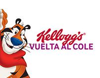 Promo Kellogg's - Vuelta al cole