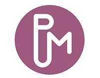 Pinball Museum: logo and website