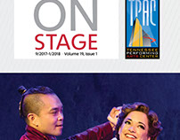 TPAC's ON STAGE Rack Brochure
