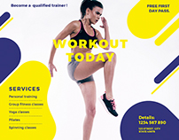 Workout | Modern and Creative Templates Suite
