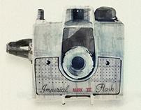 Imperial camera - Illustration