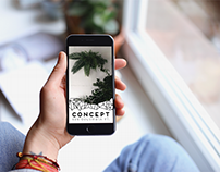 Geofilter for Concept Pop-up Shop