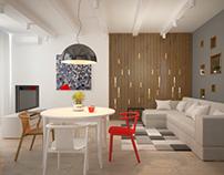 M&M Family apartment