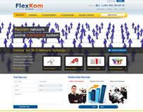 Flexkom Web Design