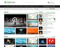Video Portal Web Design