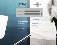 PROVE - Interactive Event Planner