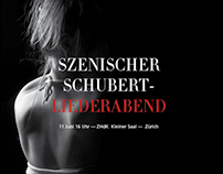 Szenischer Schubert Liederabend