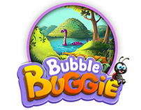 Bubble Buggie: map and backgrounds