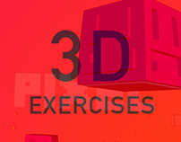 Exercise and Explorations - 3D Motion Graphics