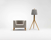 3Pod Lamp Design