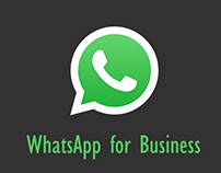 Whatsapp for Business | Redesigning Whatsapp | UX/UI