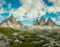 Dolomites Collection 1
