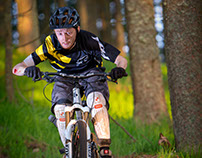 """Ride out"" - Durris Woods - Aberdeenshire"