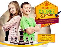 Festival de Xadrez Escolar - Mag Shopping João Pessoa