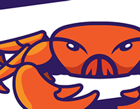 Ilustração - Mascote Crossfit Manguetown