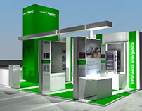 Schneider Electric - Stand MEB 2015 Vicenza
