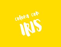 Colora con Iris