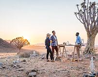 Sossus Under Canvas, Namibia