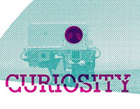 Curiosity Silk Screen