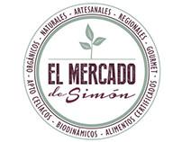 El Mercado de Simón | Branding