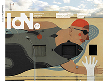 IdN v23n1: Contemporary Street Graphics
