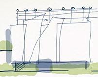 Studio valorizzazione edificio direzionale