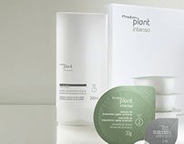 Natura Plant Intensa - Design Packaging - Visual ID