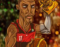 Marquinhos MVP da NBB 2013