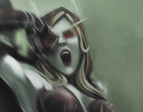 SYLVANAS, QUEEN OF THE UNDEAD