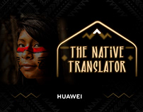 The Native translator - By. Huawei Mate 10Pro