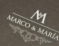Marco&María