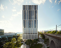 Tilia Tower | RDR Architects