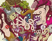 Illustrations | 2009-2014