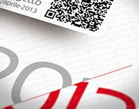 F.lli Raimondi - Calendario 2013