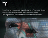 Muzzle is a creative unit specializing in VFX - 3D REEL