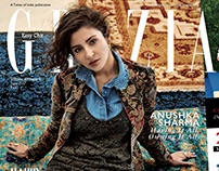 Anushka Sharma/ Grazia India