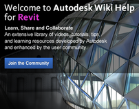 Autodesk Web Application Visual Design
