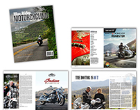 Blue Ridge Motorcycling Magazine - Sample Issue