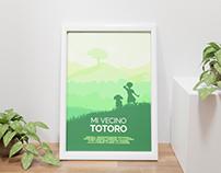 Miyazaki posters