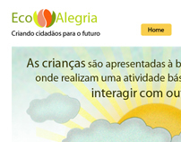 Web site - ECO ALEGRIA