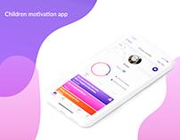 Children motivation app