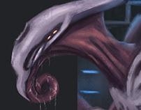 Alien-Concept Art