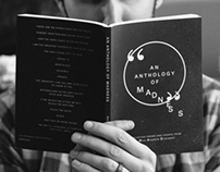 Book Design | Anthology of Madness