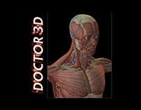 Doctor 3D / iOS App / iPad & iPhone