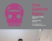 CASA GUTIÉRREZ NÁJERA / ZONA MACO 2013